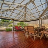 Beautiful Hardwood Decking in Adelaide