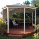 Beautiful Australian Outdoor Gazebos