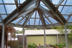 Centre Feature Gazebo
