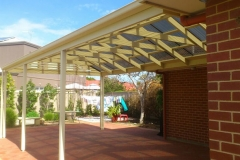 Gabled Roof Pergola