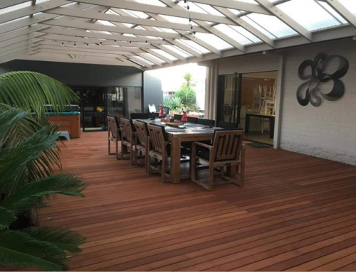 The FACTS about Hardwood Decking: